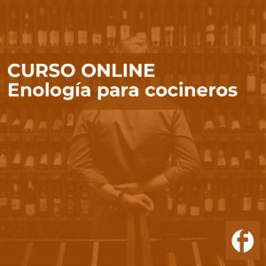 Curso online Enología para cocineros