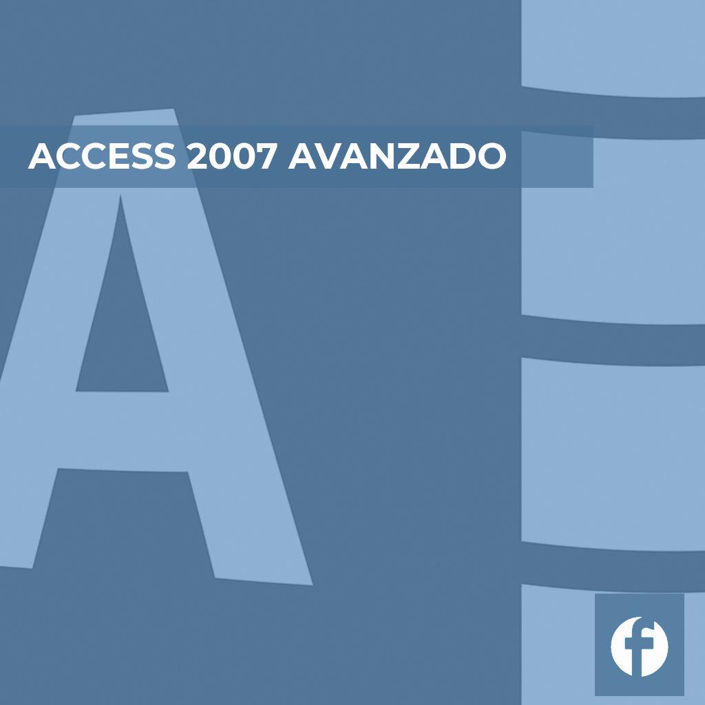 curso ACCESS 2007 AVANZADO