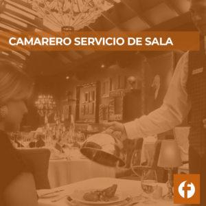 curso CAMARERO SERVICIO DE SALA