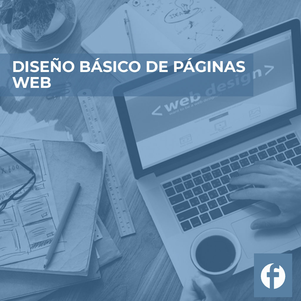 curso DISEÑO BÁSICO DE PÁGINAS WEB