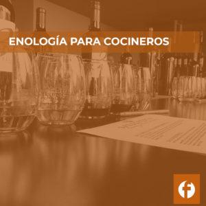 curso ENOLOGíA PARA COCINEROS
