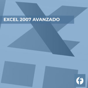curso EXCEL 2007 AVANZADO