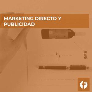 curso MARKETING DIRECTO Y PUBLICIDAD