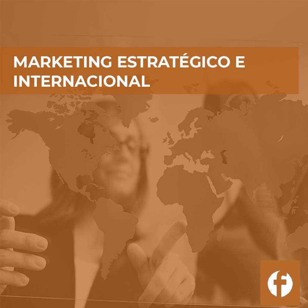 cueso MARKETING ESTRATEGICO E INTERNACIONAL