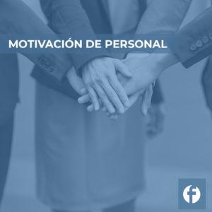 curso MOTIVACION DE PERSONAL