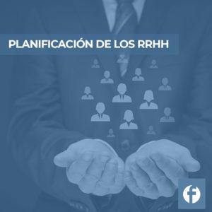 curso PLANIFICACION DE LOS RECURSOS HUMANOS