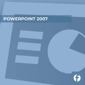 curso POWERPOINT 2007