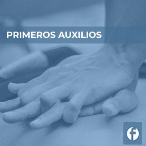 formacion PRIMEROS AUXILIOS