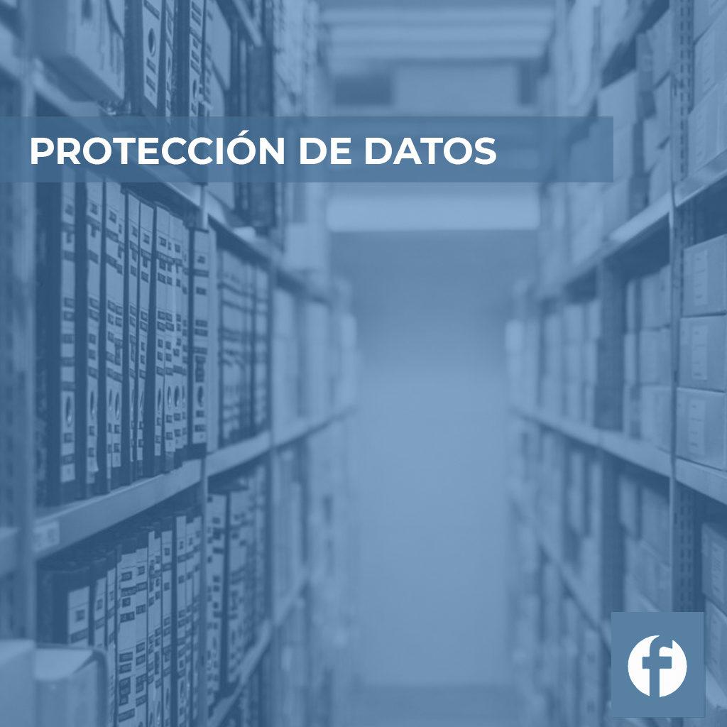 CURSO PROTECCION DE DATOS