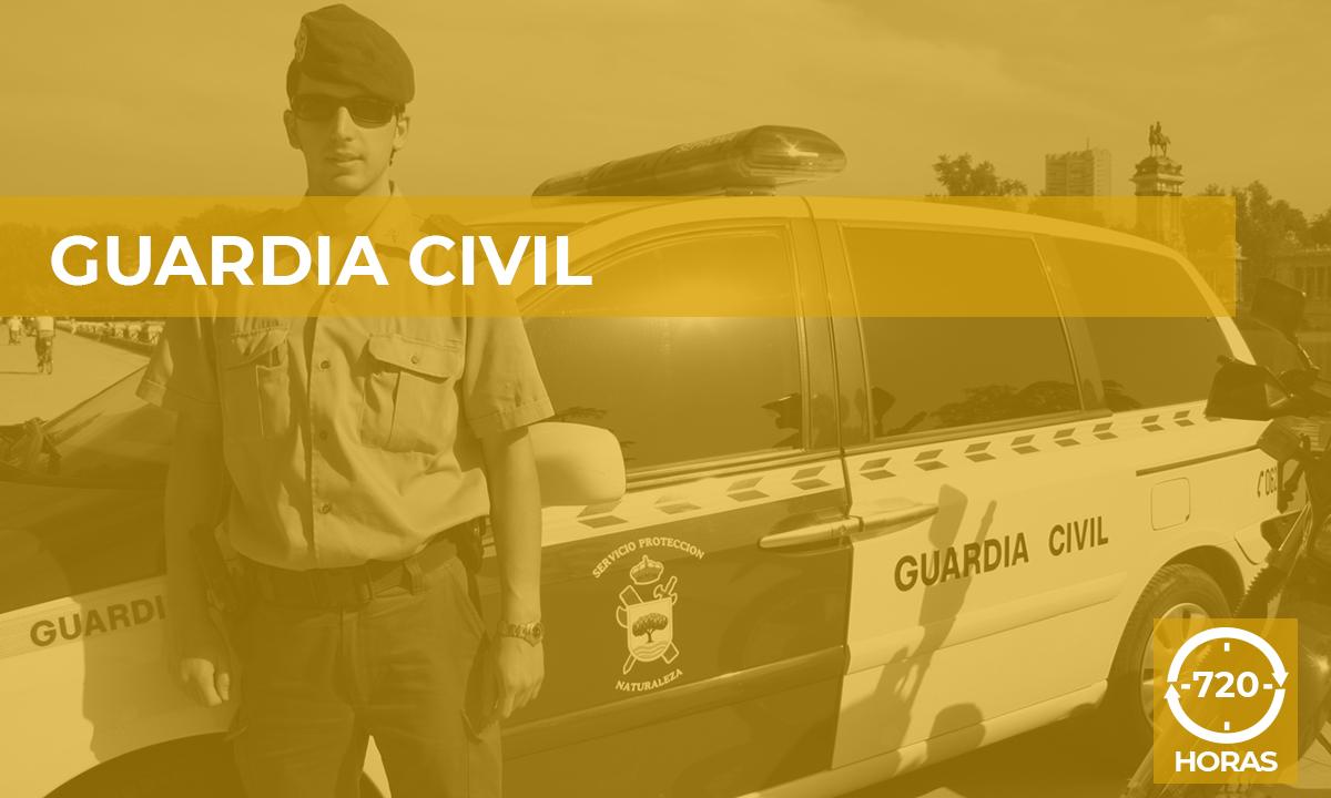 Curso Online Preparación Oposiciones Guardia Civil