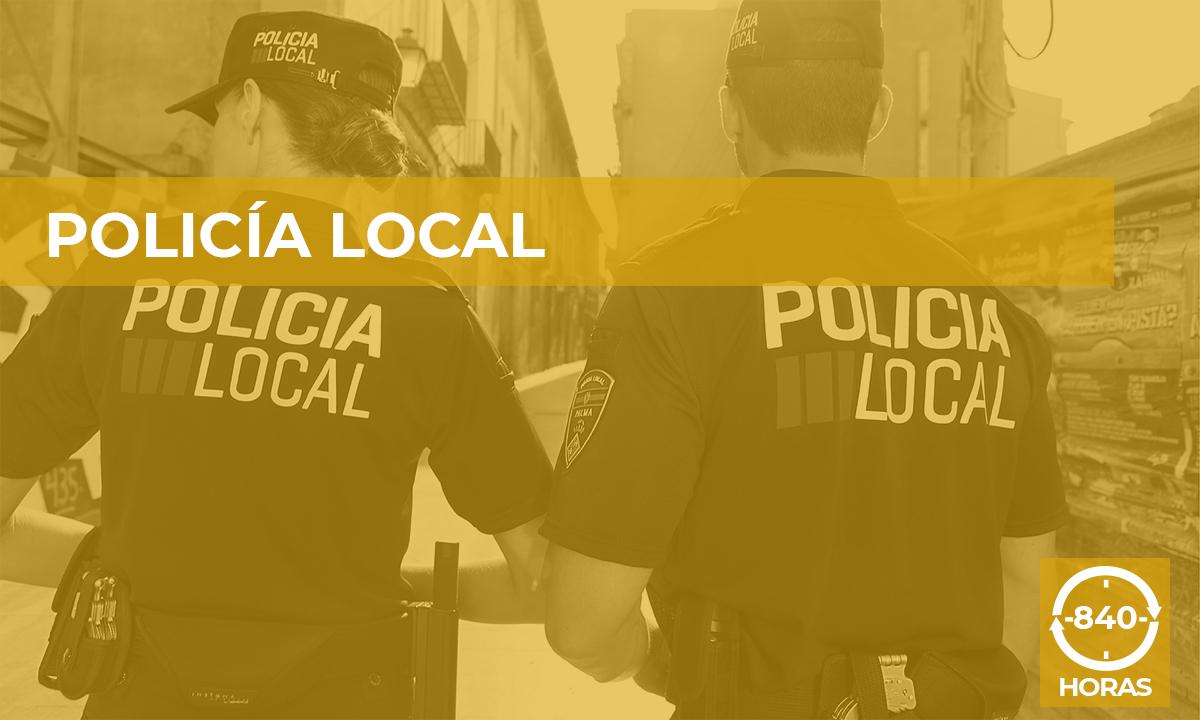 Curso Online Preparación Oposiciones Policia Local