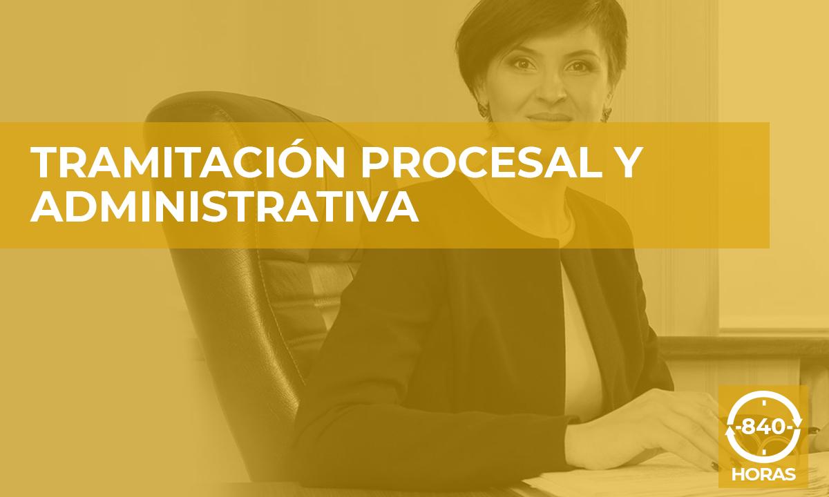 Curso Online Preparación Oposiciones Tramitación Procesal Administrativa
