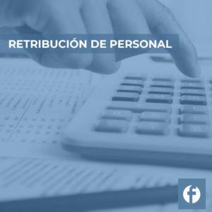 curso RETRIBUCION DE PERSONAL