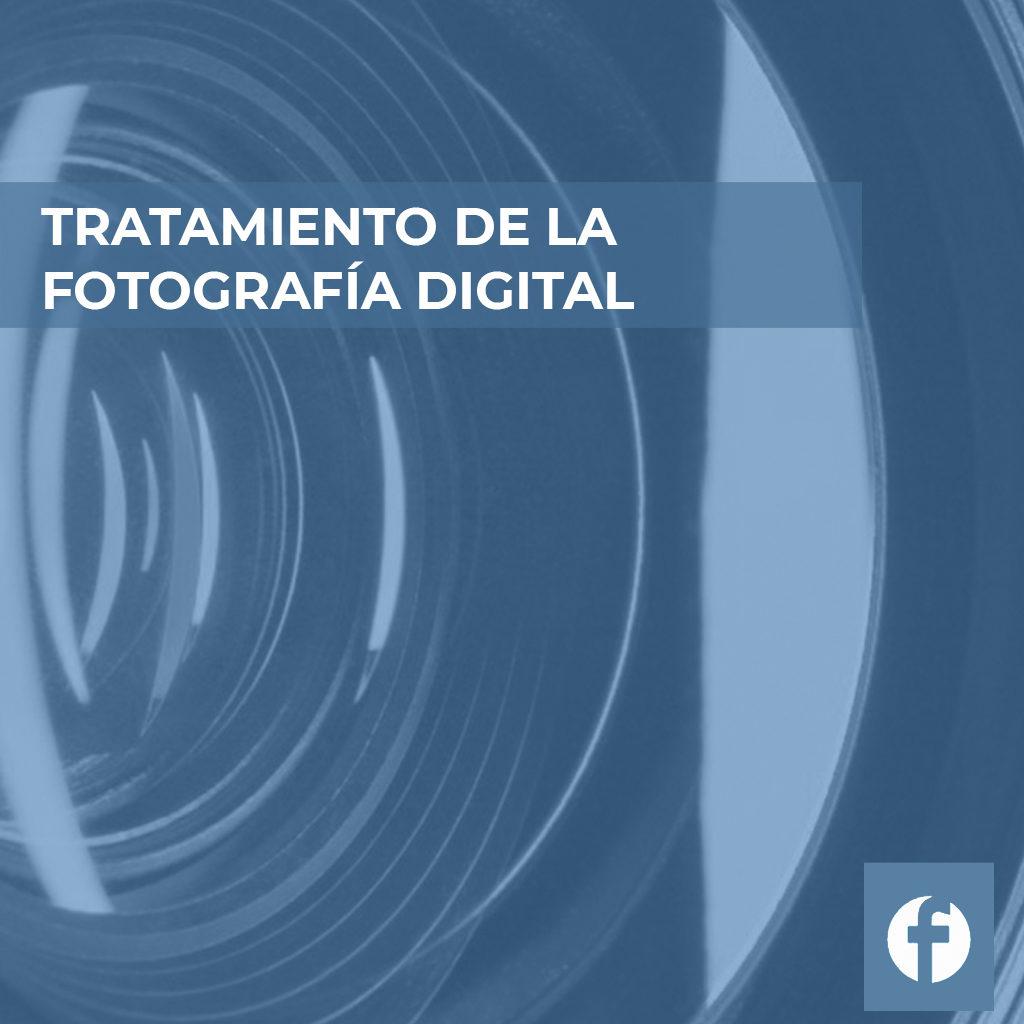 curso TRATAMIENTO DE LA FOTOGRAFIA DIGITAL