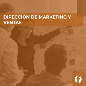 curso DIRECCION DE MARKETING Y VENTAS