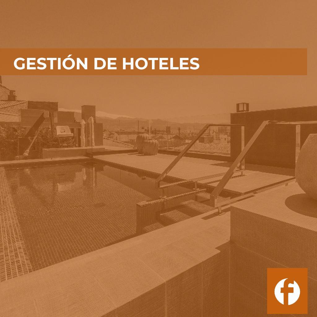 curso gestion de hoteles