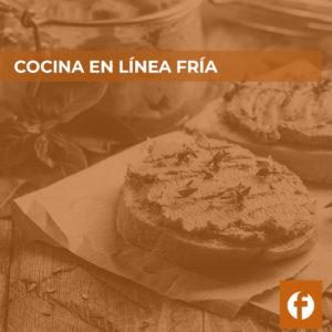 curso online COCINA EN LÍNEA FRÍA