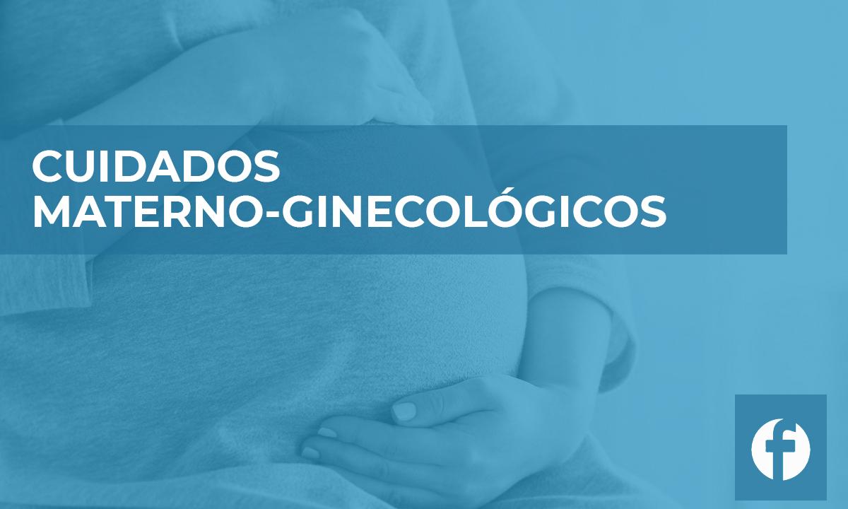 formación CUIDADOS MATERNO GINECOLOGICOS