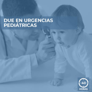 DUE EN URGENCIAS PEDIATRICAS