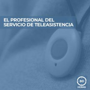 EL PROFESIONAL DEL SERVICIO DE TELEASISTENCIA