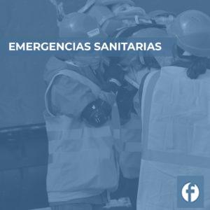 formacion EMERGENCIAS SANITARIAS