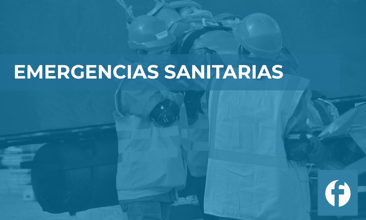 formación EMERGENCIAS SANITARIAS