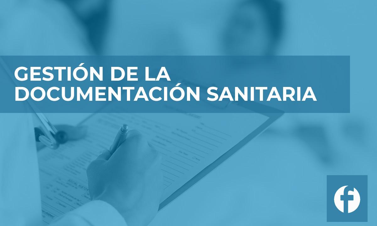formación GESTION DE LA DOCUMENTACION SANITARIA