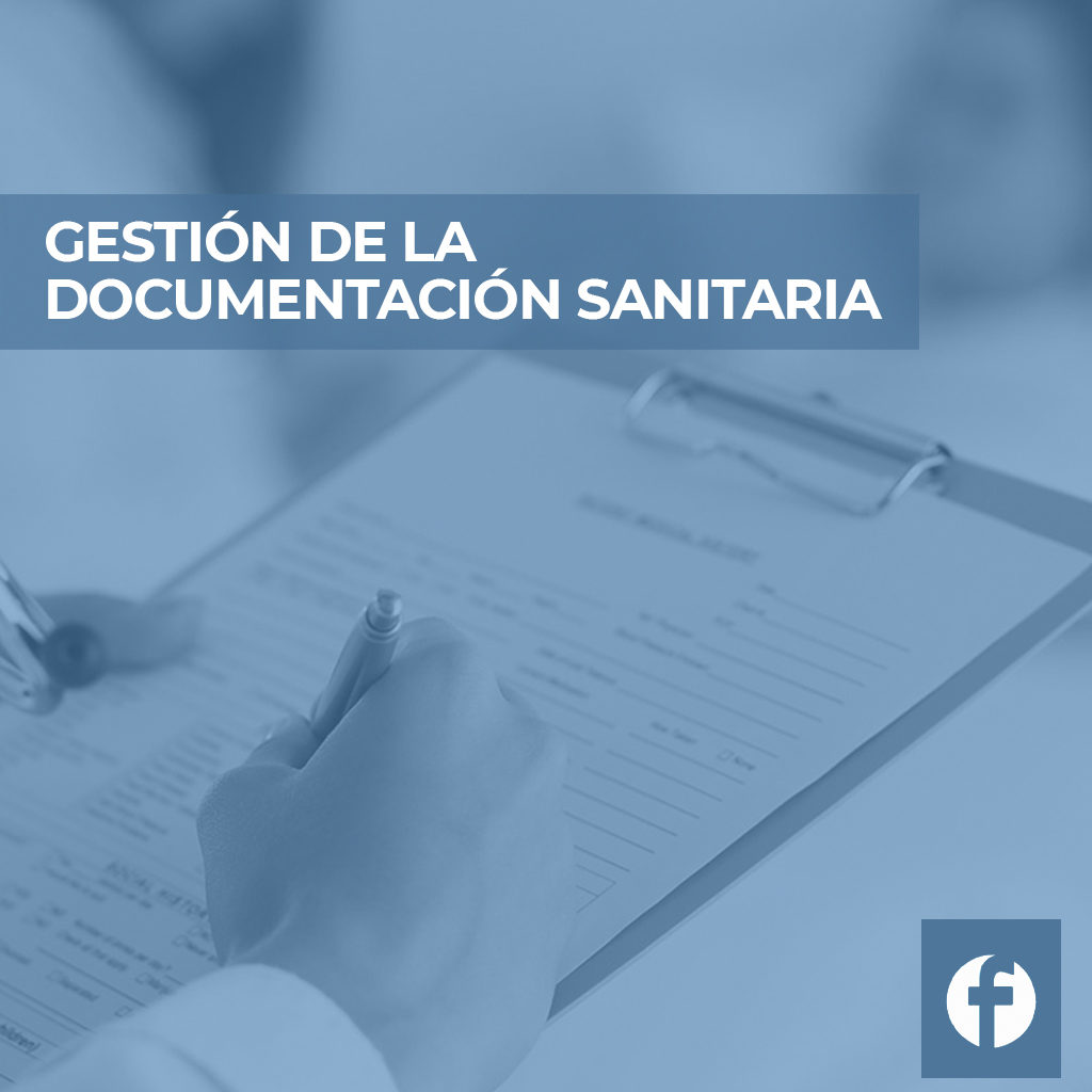 formación GESTION DE LA DOCUMENTACION SANITARIA