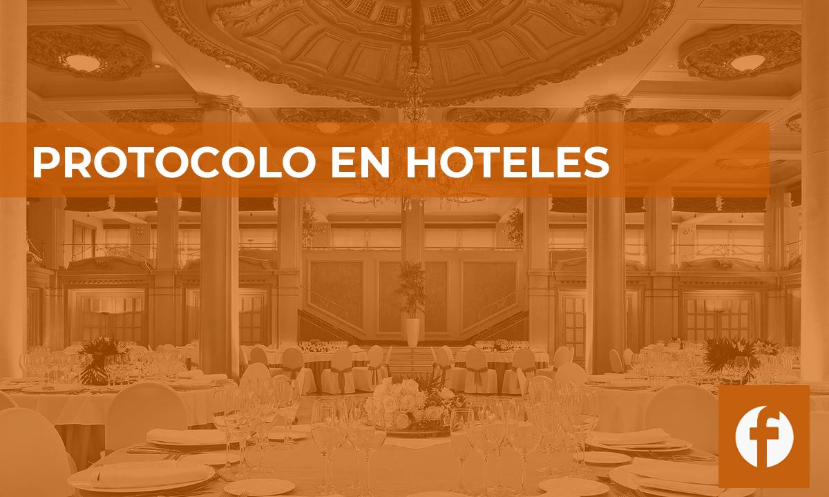 curso PROTOCOLO EN HOTELES