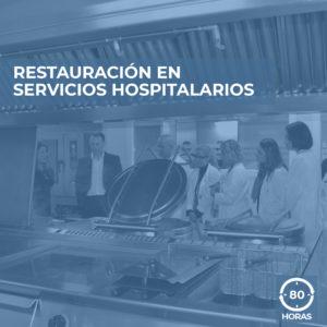 curso RESTAURACION EN SERVICIOS HOSPITALARIOS