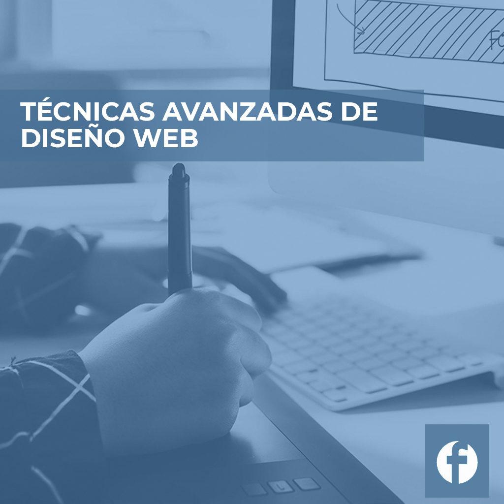 curso TÉCNICAS AVANZADAS DE DISEÑO WEB
