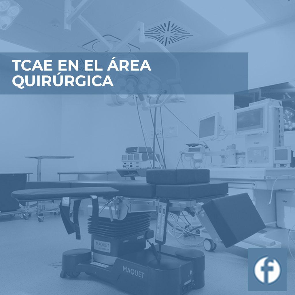 curso TCAE EN EL ÁREA QUIRÚRGICA