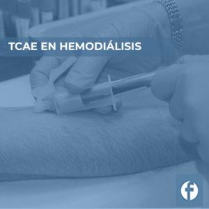 formacion TCAE EN HEMODIALISIS