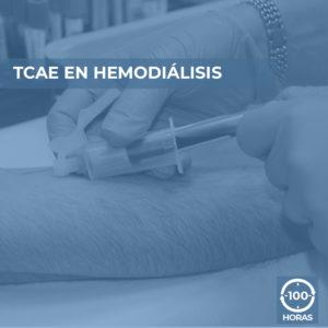 curso online tcae en hemodiálisis