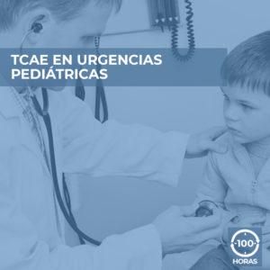 formación online TCAE en Urgencias Pediátricas
