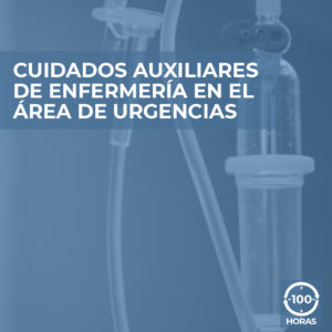 cuidados auxiliares de enfermeria en el area de urgencias
