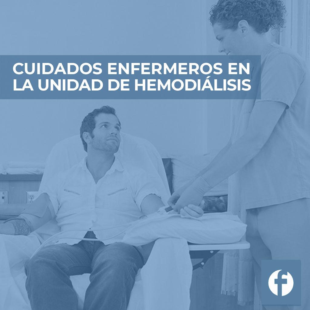 FORMACIÓN CUIDADOS ENFERMEROS EN LA UNIDAD DE HEMODIALISIS