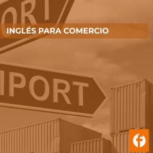 curso INGLES PARA COMERCIO