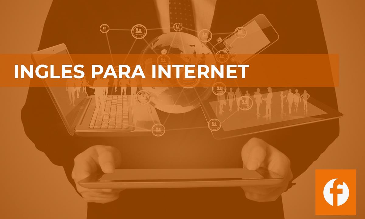 curso INGLES PARA INTERNET