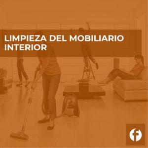 curso LIMPIEZA DEL MOBILIARIO INTERIOR