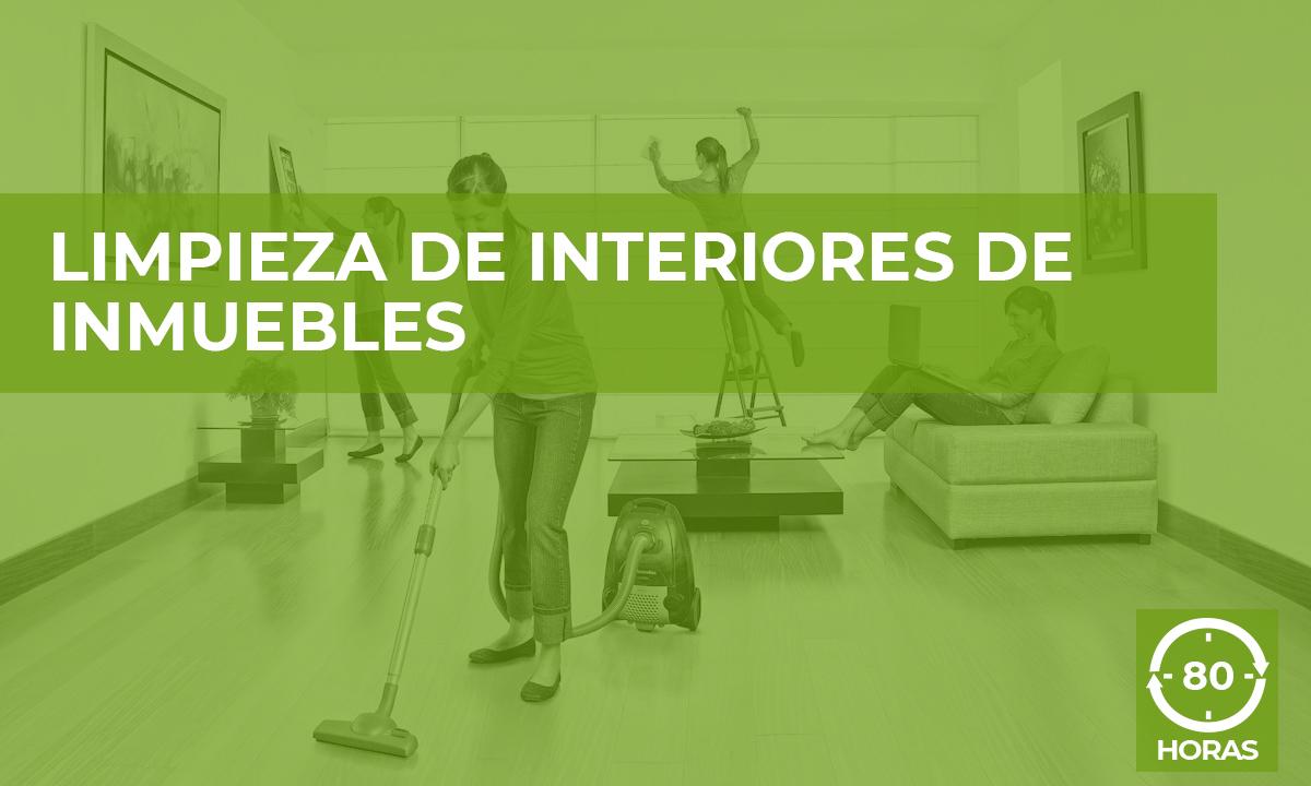 LIMPIEZA DE INTERIORES DE INMUEBLES