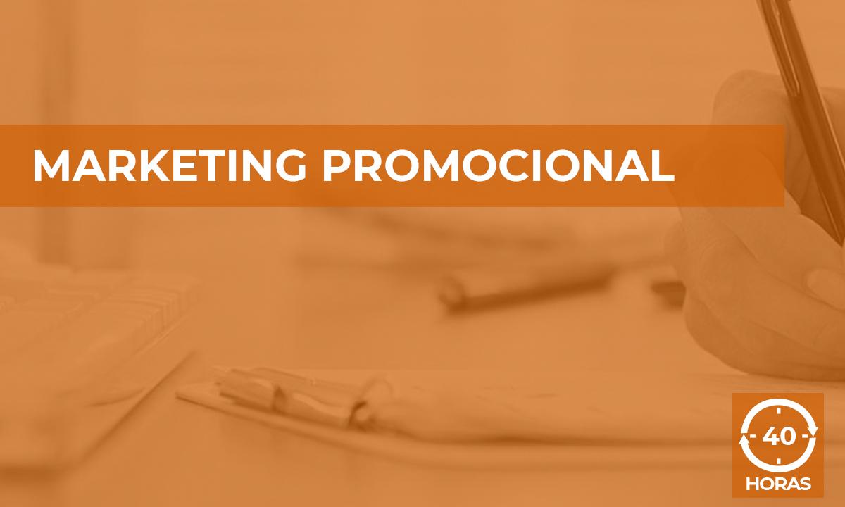 curso marketing promocional