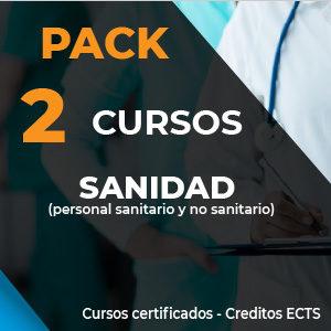 Oferta cursos online Sanidad