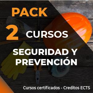 Oferta 2 cursos prevención y seguridad