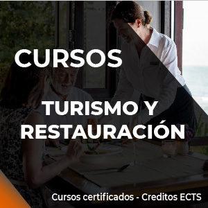 CURSOS ONLINE DE TURISMO Y RESTAURACIÓN