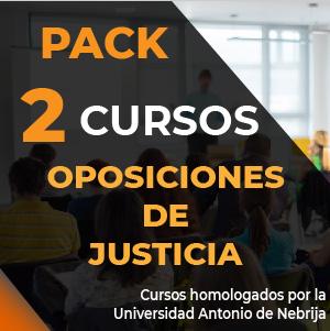 Cursos homologados oposiciones justicia