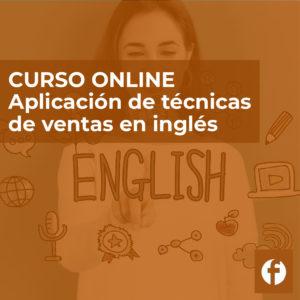 Curso online técnicas de venta en inglés