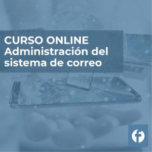 Curso online administración del sistema de correo