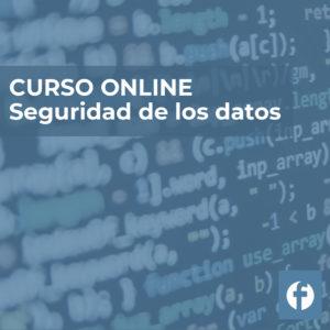 Curso online Seguridad de los datos