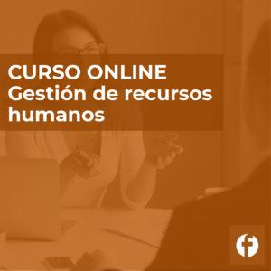 Curso Gestión de recursos humanos